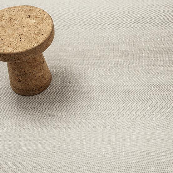 Wave Grey Floormat Sample