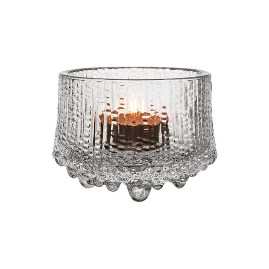 Ultima Thule Clear Tealight Candleholder