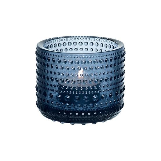 Kastehelmi Tealight Candleholder in Rain