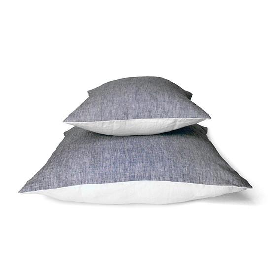 """26"""" Indigo Pillow"""