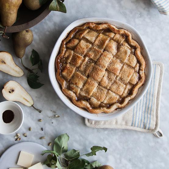 Windrow Pie Dish