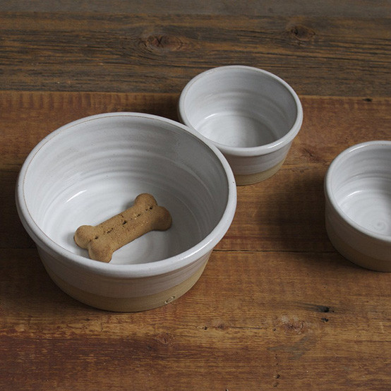 Small Farm Dog Bowl