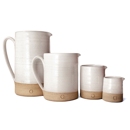 Small Silo Pitcher