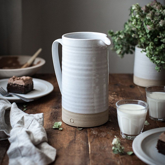 Large Silo Pitcher