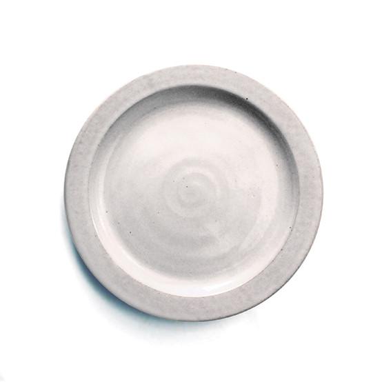 "Silo White 8"" Side Plate"
