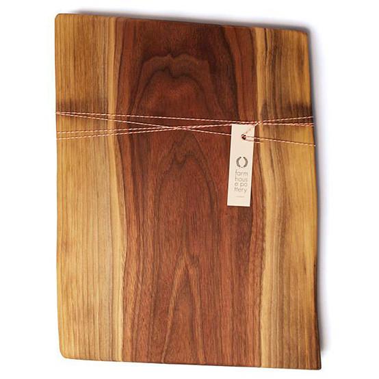 15 Inch Live Edge Walnut Board
