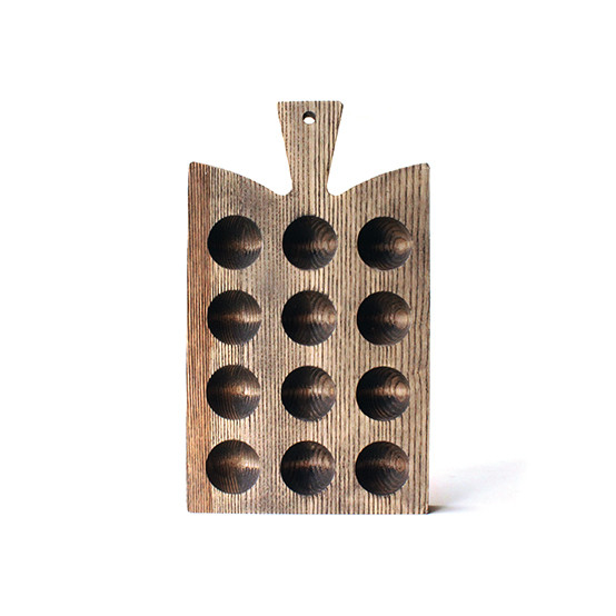 Grey Araucana Egg Board