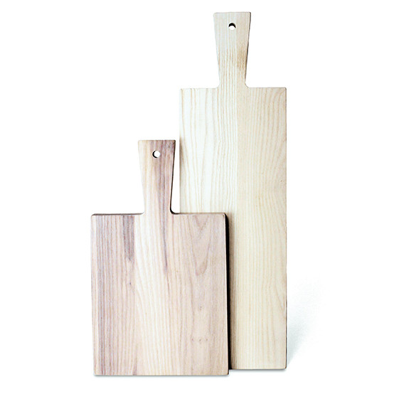 White Pantry Cutting Board