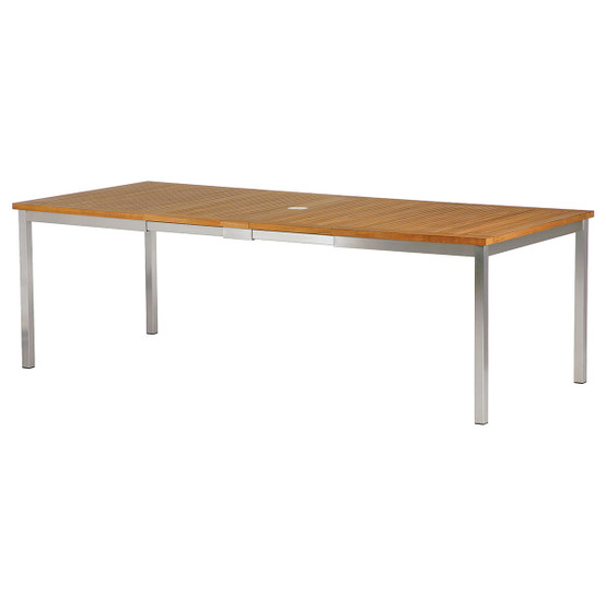 Equinox Rectangular Extending Table 59 X 89 Inch