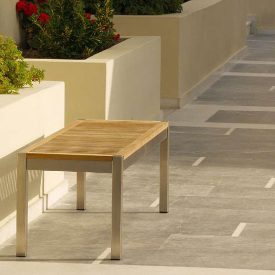 Equinox Backless Bench