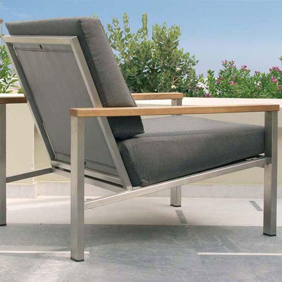 Equinox Deep Seating Armchair