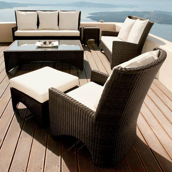Savannah Deep Armchair With Cushions