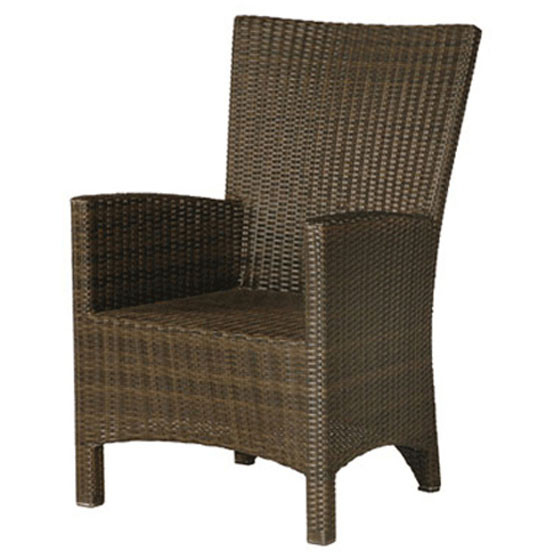 Savannah Dining Armchair w/ Cushion