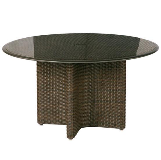 """Savannah Dining Round Table 49"""""""