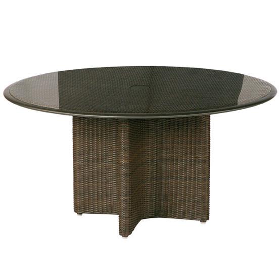 """Savannah Dining Round Table 57"""""""
