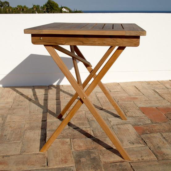 Safari Folding Table 27 Inch