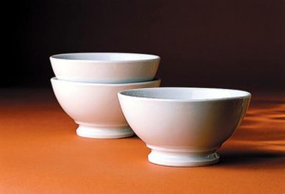 Traditional European Coffee Bowl