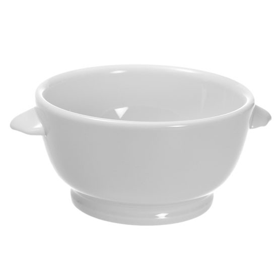 Classic Eared Onion Soup Bowl