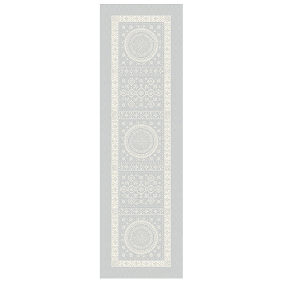 Imperatrice Table Runner in Argent