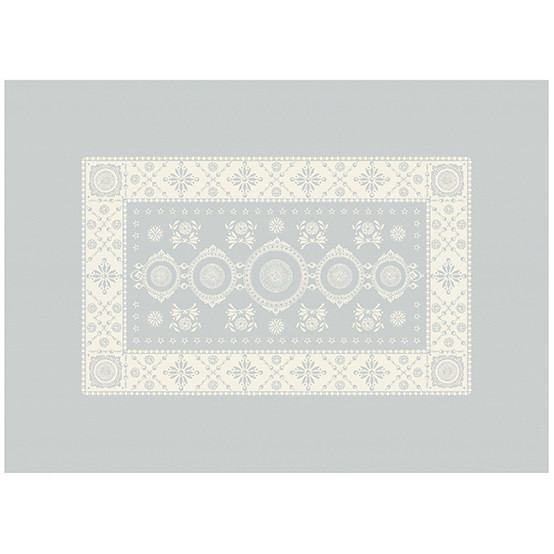 Imperatrice Placemat in Argent