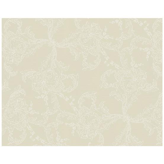 Garnier-Thiebaut Mille Eternel Cotton Placemat in Albâtre