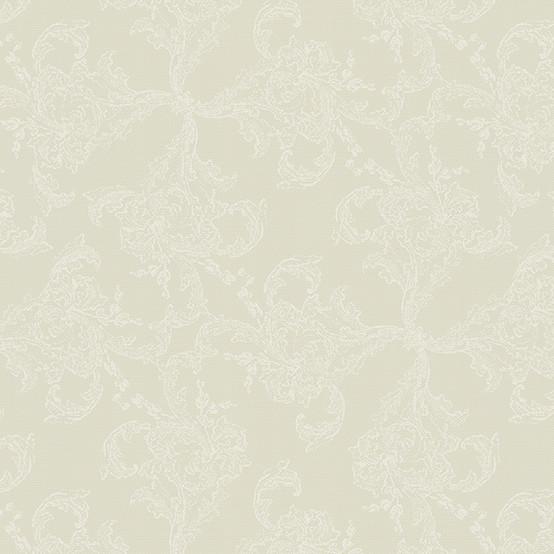Garnier-Thiebaut Mille Eternel Napkin in Albâtre
