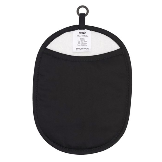 Good Grips Silicone Pot Holder in Black