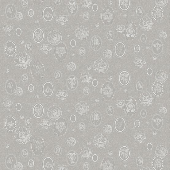 Mille Eclats Coated Fabric in Macaron iris_ (Price/Inch) -on Roll