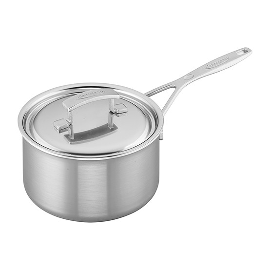 Industry 5-Ply 3-qt Stainless Steel Saucepan
