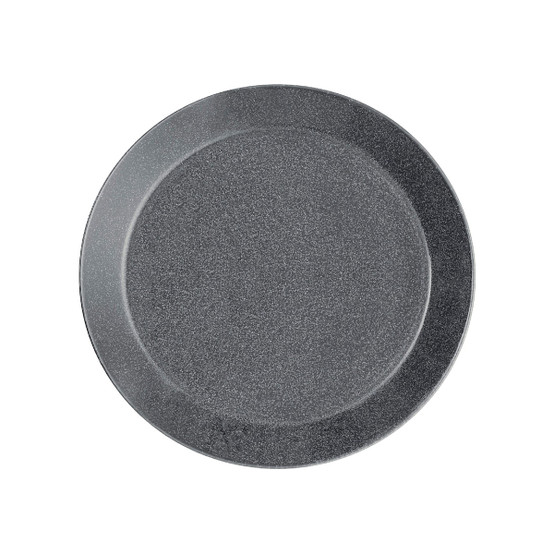 Teema Bread and Butter Plate in Dotted Grey