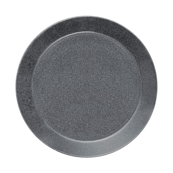 Teema Dinner Plate in Dotted Grey