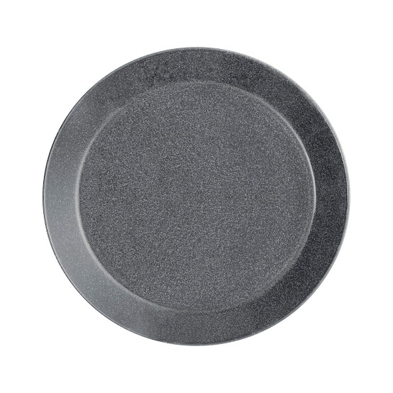 Teema Salad Plate in Dotted Grey