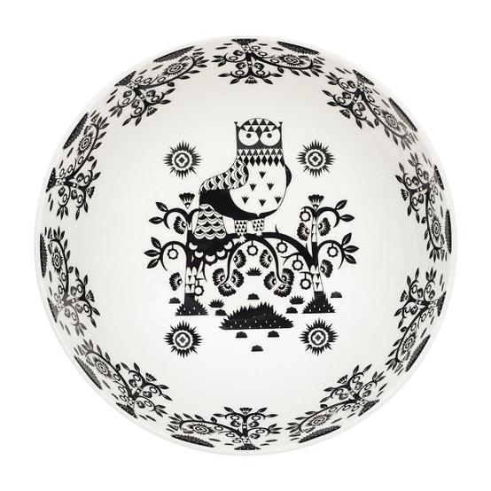 Taika 1.5 Quart Serving Bowl in Black