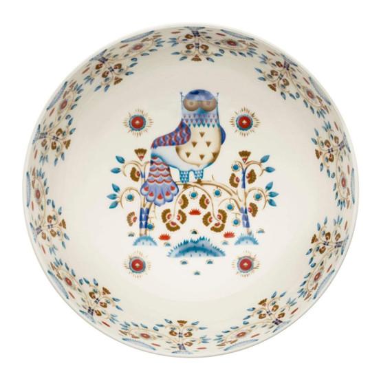 Taika 1.5 Quart Serving Bowl in White