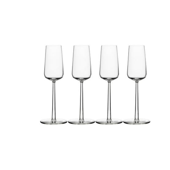Essence Champagne Glasses, Set of 4