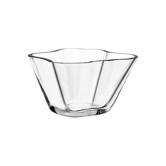 Aalto 3 inch Bowl in Clear