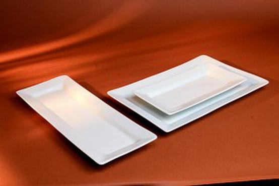 Quartet Small Rectangular Platter 10 inches