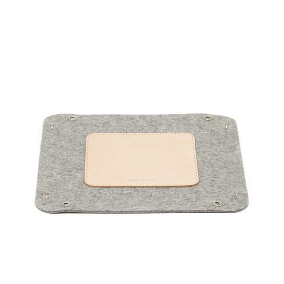 Valet Tray in Granite
