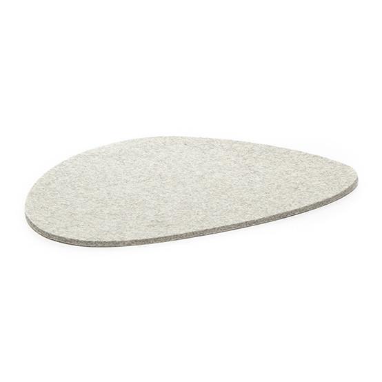 Large Stone Trivet in Granite Felt