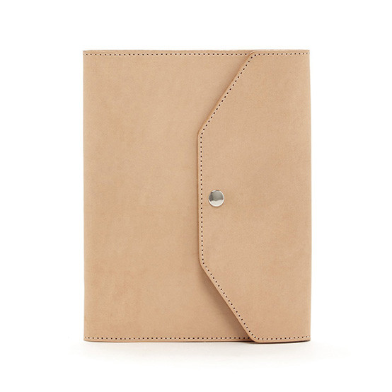 Noto Cover in Natural Leather