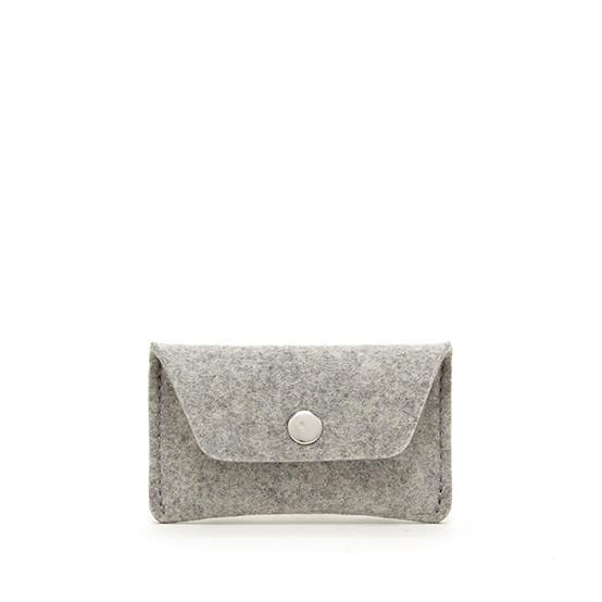 Card Case in Granite
