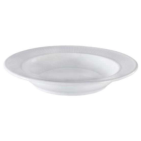 Plisse Soup Plate 8-1/2 inch