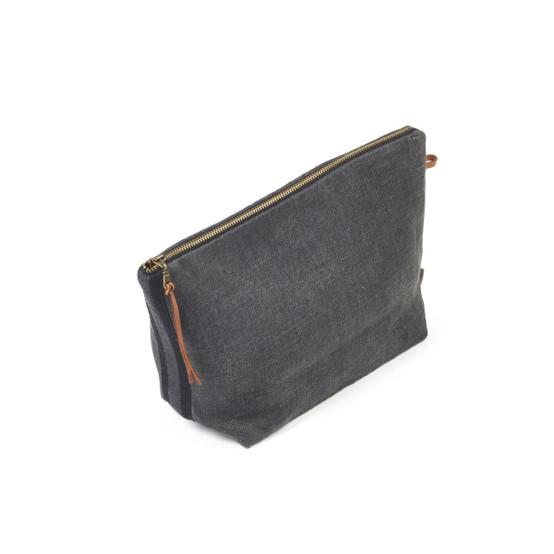 Rand Cosmetic Bag in Arabica