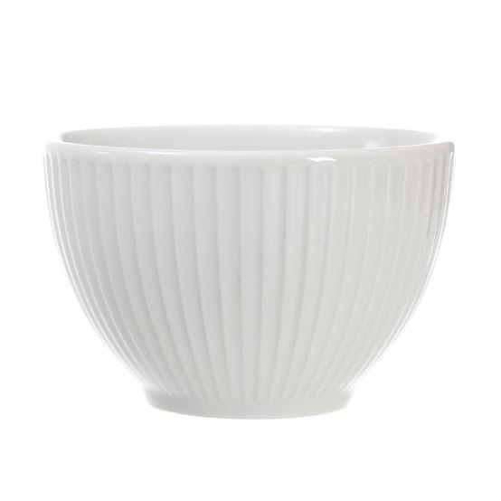 Plisse Sugar Bowl