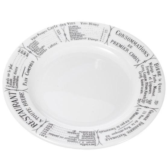 Brasserie Plate 7.75 inch