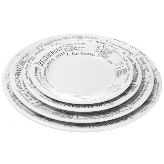 Brasserie Plate 10.5 inch