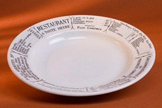 Brasserie Pasta/Soup Bowl