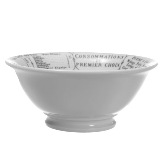 Brasserie Small Footed Bowl 6.5 inch