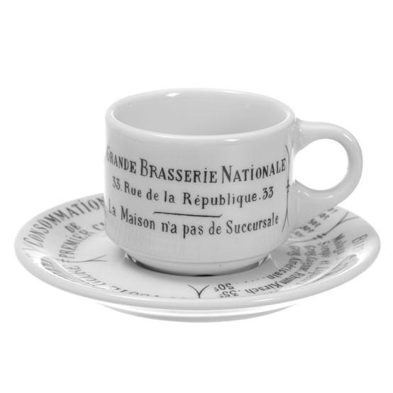 Brasserie Espresso Cup