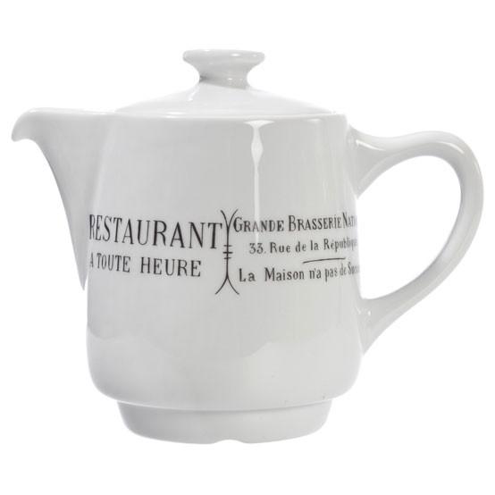 Brasserie Coffee or Tea Pot